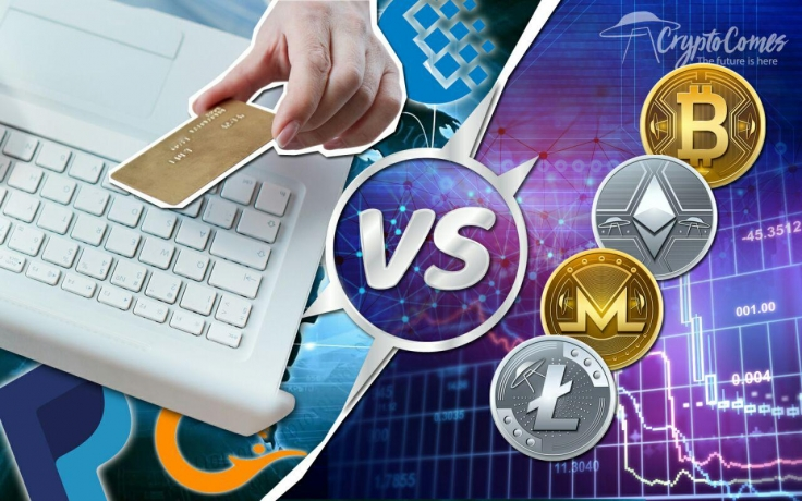 How is cryptocurrency different from digital currency??